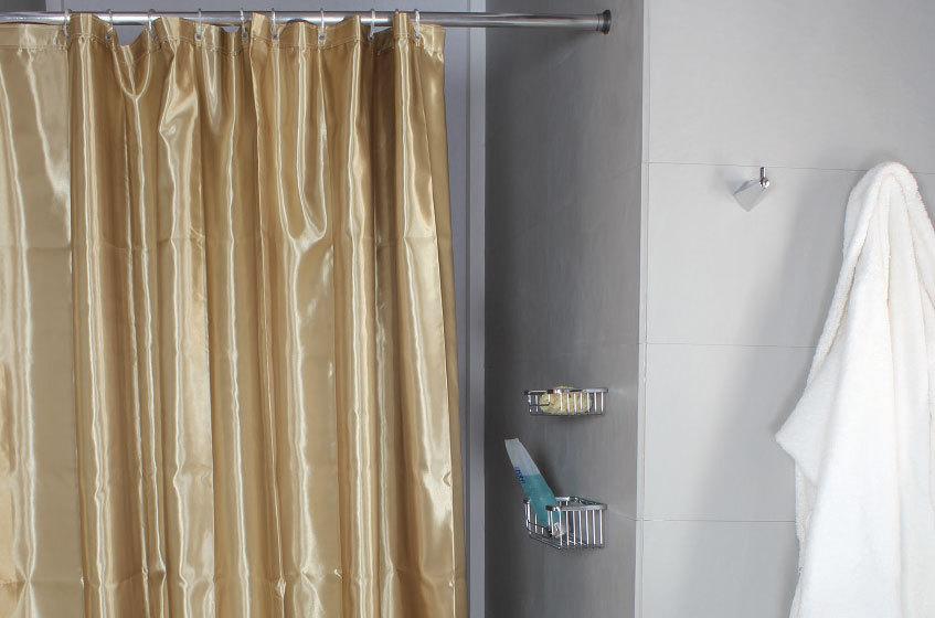 midas gold duschvorhang 180 cm x 200 cm und 240 cm x 200 cm stoff 100 polyester. Black Bedroom Furniture Sets. Home Design Ideas