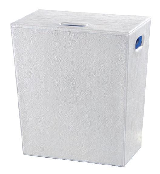 Badezimmer Wäschekorb Höhe 48 cm in den Oberflächen erhältlich