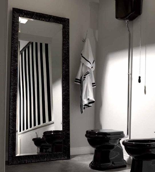 retro nostalgie spiegel 70 x 180 cm badelaedchen. Black Bedroom Furniture Sets. Home Design Ideas