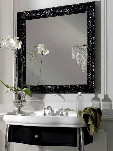 Retro nostalgie spiegel 100 x 100 cm - Spiegel 200 x 100 ...