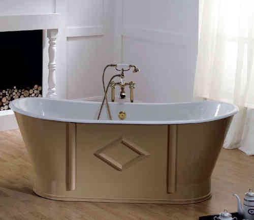 antik badewannen badelaedchen. Black Bedroom Furniture Sets. Home Design Ideas