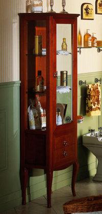 badm bel antik vitrinen schr nke badelaedchen. Black Bedroom Furniture Sets. Home Design Ideas