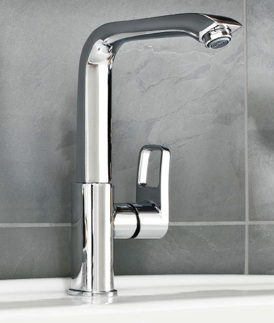 mediano sanibel einhebel waschtischarmatur 230 dn 15 made. Black Bedroom Furniture Sets. Home Design Ideas