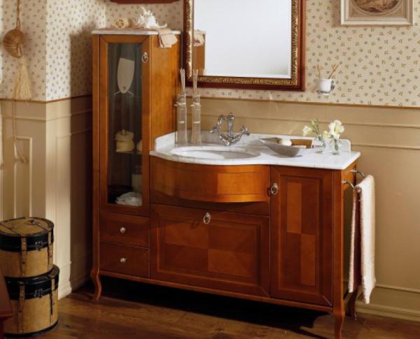 old line nostalgie waschtisch 136 cm und unterschrank mit. Black Bedroom Furniture Sets. Home Design Ideas