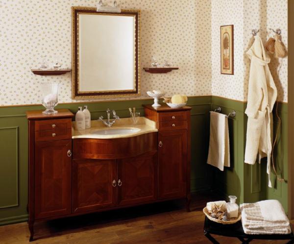 old line nostalgie waschtisch 151 cm mit unterschrank aus. Black Bedroom Furniture Sets. Home Design Ideas