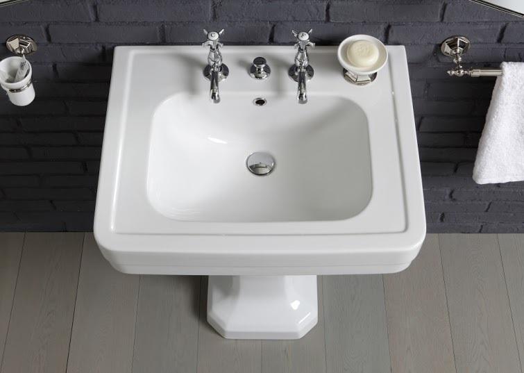provence landhaus waschtisch 60 cm mit oder ohne stands ule. Black Bedroom Furniture Sets. Home Design Ideas