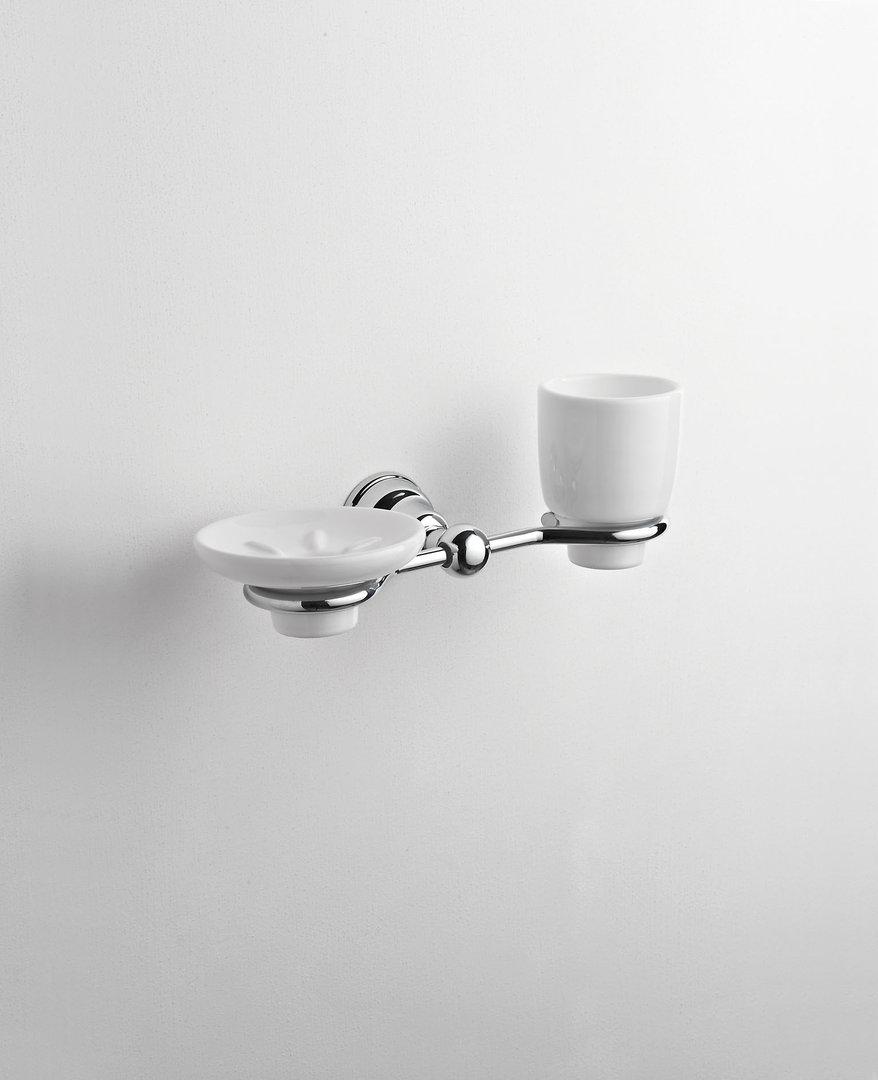 accessoires retro serie omega keramik zahnputzbecher und. Black Bedroom Furniture Sets. Home Design Ideas