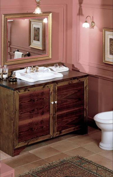 jubil um nostalgie einbau waschtisch badelaedchen. Black Bedroom Furniture Sets. Home Design Ideas
