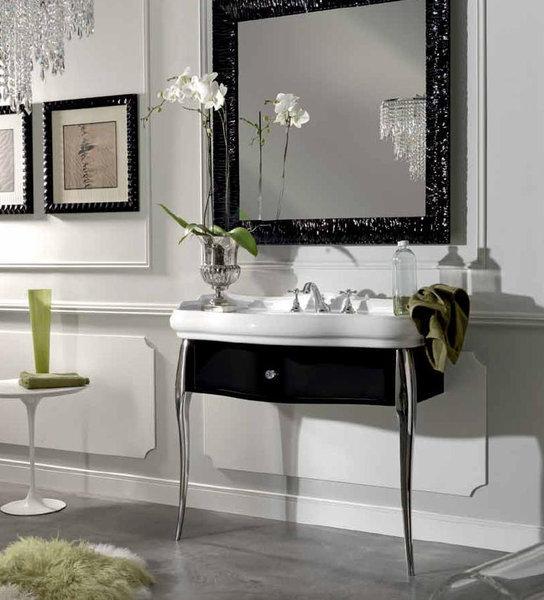 Waschtisch komplett mit mehr ansichten with waschtisch for Badblock gunstig