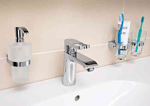 Mediano Sanibel Einhebel Waschtischarmatur 110 DN 15 Made by Hansgrohe