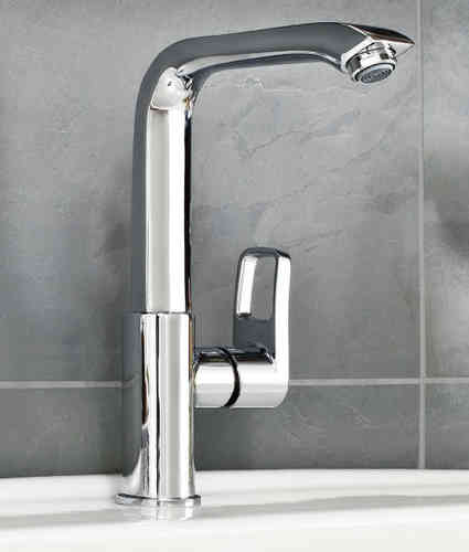 Mediano  Sanibel Einhebel Waschtischarmatur 230 DN 15 Made by Hansgrohe
