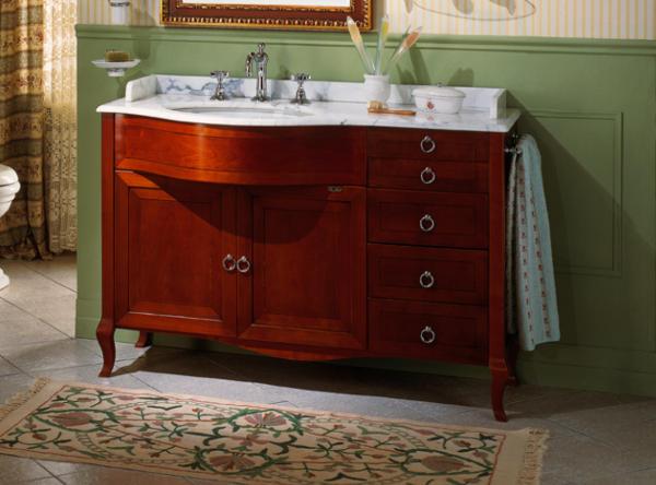 Nostalgie marmor waschtisch mit unterschrank - Waschtisch nostalgie ...