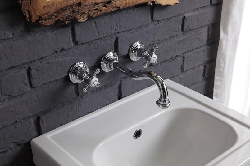 provence landhaus waschtisch 50 cm mit oder ohne stands ule. Black Bedroom Furniture Sets. Home Design Ideas