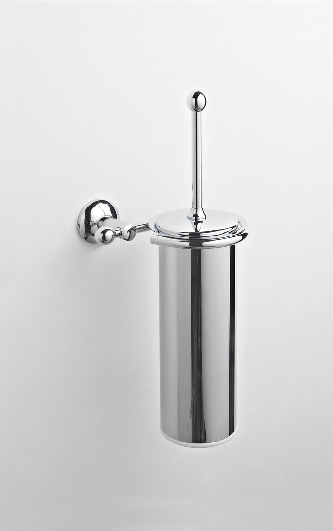 Accessoires retro serie zakynthos metall toilettenb rste - Accessoire retro ...