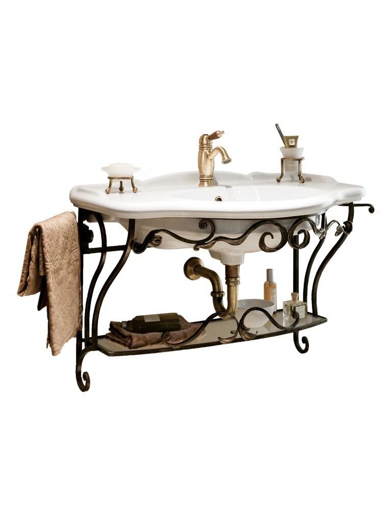 lauren nostalgie waschtisch 90 oder 110 cm mit. Black Bedroom Furniture Sets. Home Design Ideas