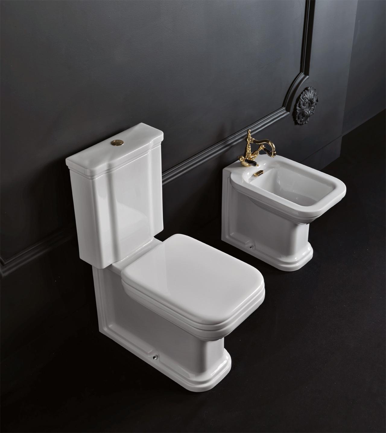 Antik bad bilder badelaedchen - Toilette retro ...