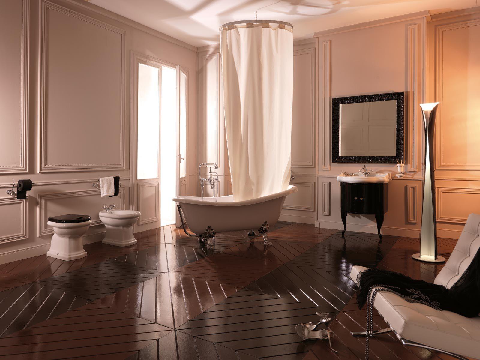 Retro Bad antik bad bilder badelaedchen